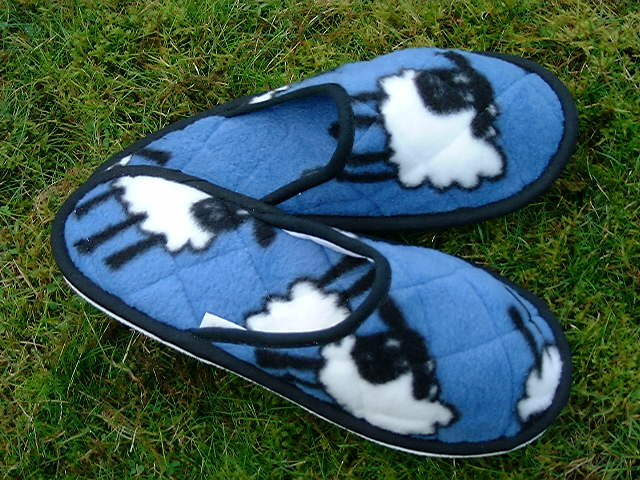 Style 327 Sheep Slippers