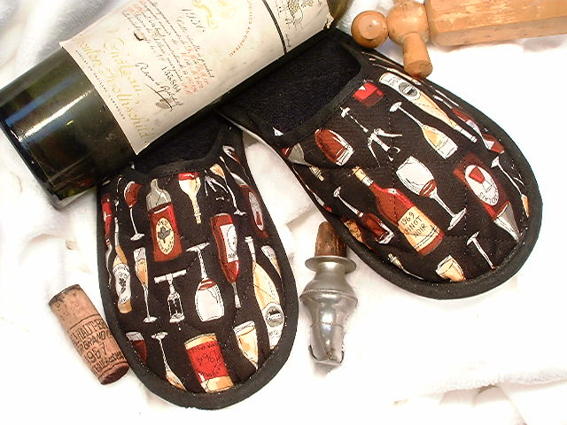 Style Style 405 Men's Wine Bottle Slippers